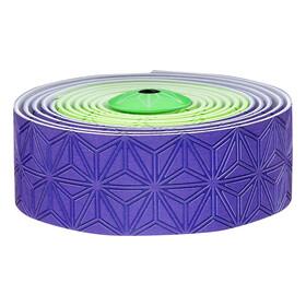 Supacaz Super Sticky Kush Lenkerband Multi neon grün/neon lila